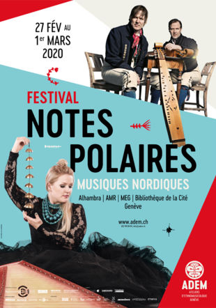 affiche notes polaires