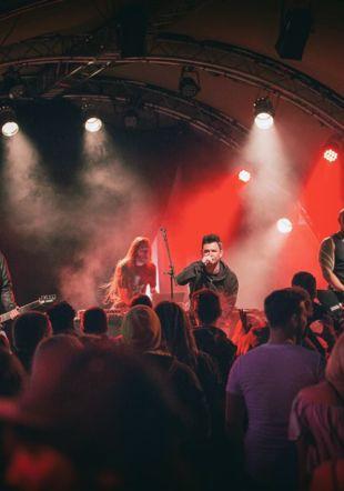 MXD en concert
