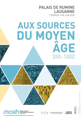 Affiche de l'exposition Musée d'archéologie et d'histoire