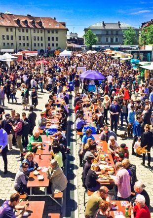 Miam Festival à Lausanne
