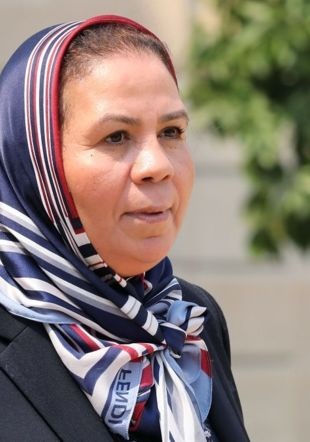 Mme Latifa IbnZiaten (Photo : DR)