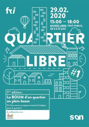 Quartier Libre #1 © Yann Florio