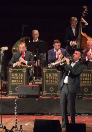 SWISS YERBA BUENA CREOLE RICE JAZZ BAND et Thomas Winteler