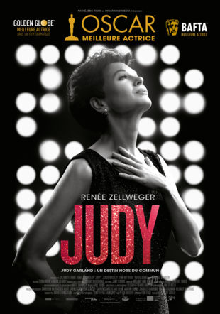 "Sortie du film ""JUDY"" au cinéma. Gagnez vos billets !"