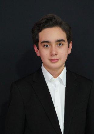 Nicolas Salloum, 15 ans, pianiste virtuose