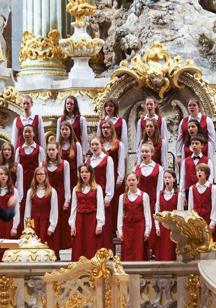 Shchedryk Youth Choir  Kiew