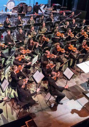 Orchestre symphonique Ose! www.volpe.photography