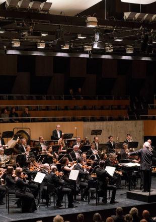 Orchestre Symphonique Bienne Soleure Foto: TOBS