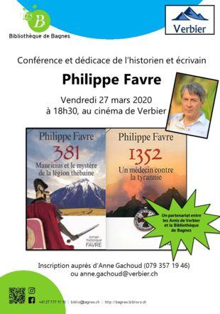 Flyer de l'événement Bibliothèque de Bagnes