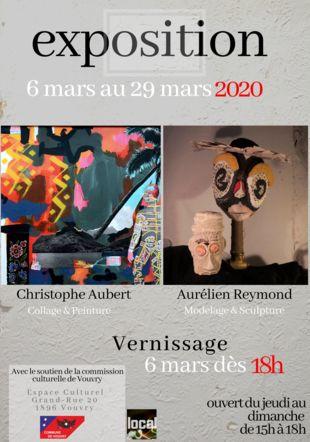 Fyler exposition Christophe & Aurélien