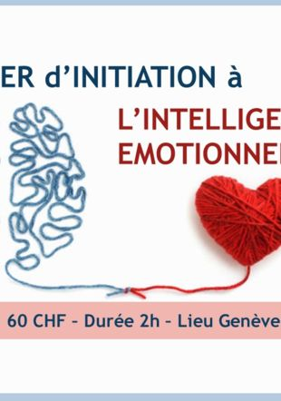Atelier Initiation Intelligence Emotionnelle