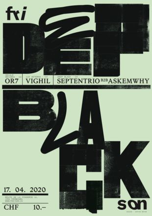 Deep Black Deep Black