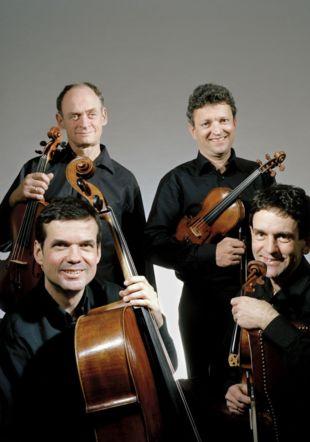 Le quatuor Sine Nomine