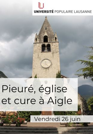 Aigle prieuré église creative common
