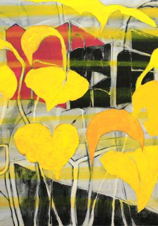 Jean-René Moeschler, Filtre végétal, 2010 © l'artiste