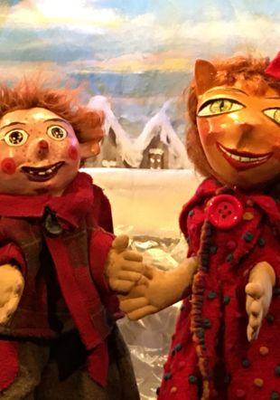 Tom et Hermeline