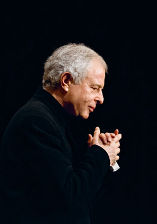 Sir András Schiff, piano et direction Nicolas Brodard