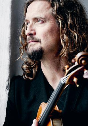Christian Tetzlaff, violon Giorgia Bertazzi