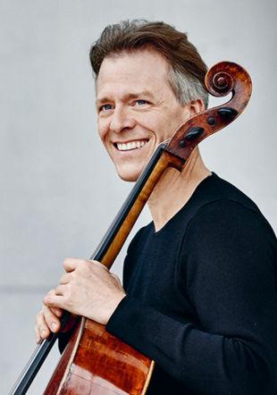 Alban Gerhardt, violoncelle Kaupo Kikkas