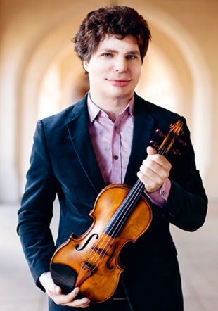 Augustin Hadelich, violon Suxiao Yang