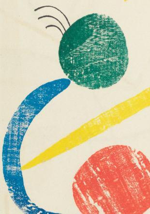 Moment famille «Écrire, dessiner, éditer… notre livre d'artiste !» © Successió Miró, 2020, ProLitteris, Zurich / Éditions Gallimard