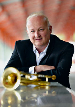 Eric Aubier, trompette