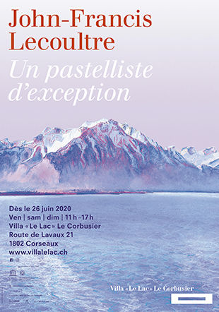 """Grammont –John-Francis Lecoultre © Villa """"Le Lac"""" Le Corbusier, 2020"""