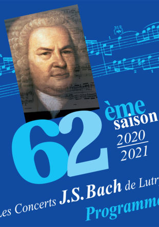 Programme 62me Concerts bach