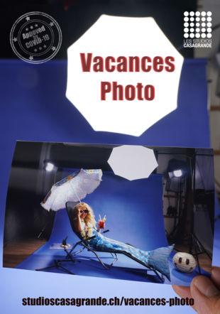 Photo de vacances ? Non ! Vacances photo ! Pascal Casagrande Studios Casagrande