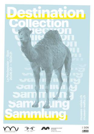 L'exposition Destination Collection ouvrira ses portes au Pénitencier le 20 juin prochain. ©Musées cantonaux du Valais, Sion