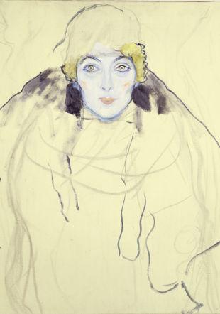 MCBA_A fleur de peau_Klimt