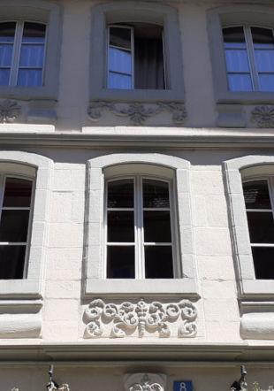 Fenêtres de la Grand-Rue 5 Moudon Région Tourisme