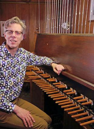 Gijsbert Kok, carillon