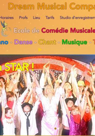 C'est toi la Star! présentation Dream Musical Company