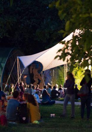 Healing Heart Festival de nuit