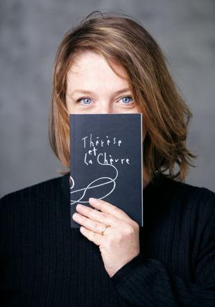 Dorothée Thébert éditions : art&fiction