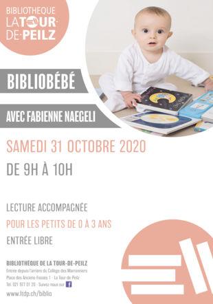 bibliobebe avec Fabienne Naegeli @bibliolatour