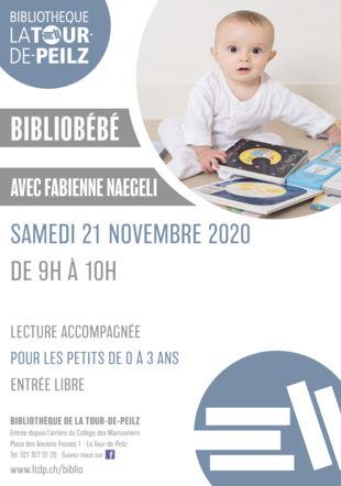 Bibliobebe avec Fabienne Naegeli