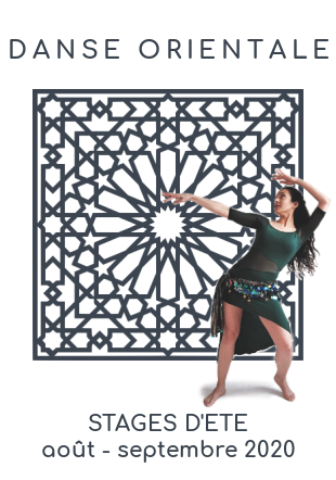 Danse orientale - Stages d'été à Genève Eleonora Tuveri