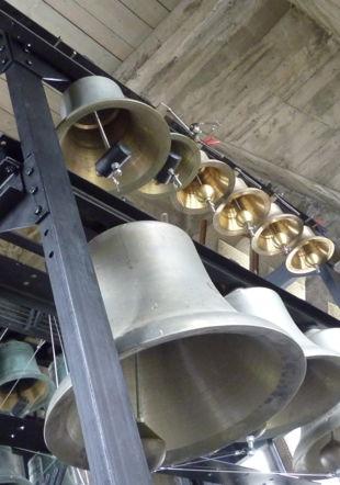 Cloche de carillon