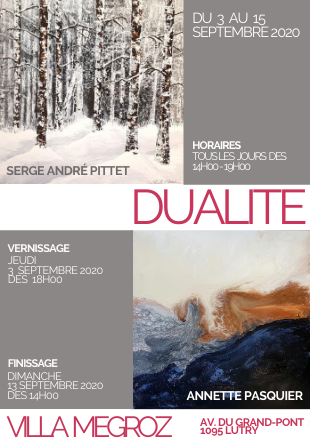 Exposition septembre 2020 BETHUSY-ART
