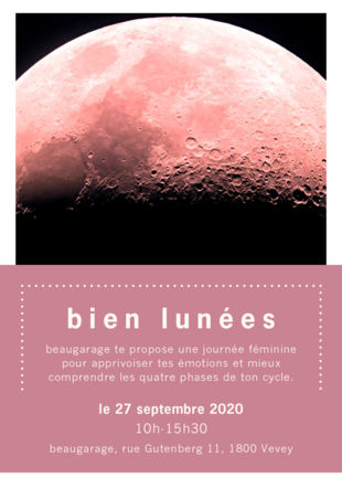 cycle menstruel féminité yoga
