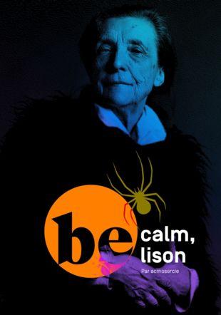 Be calm, Lison Oriental-Vevey