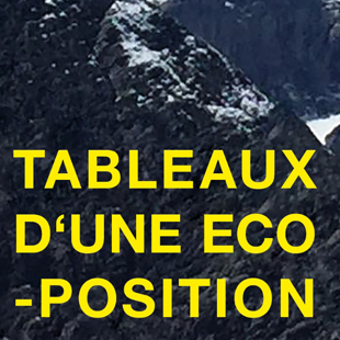 Tableaux d'une eco-position @janabraendle