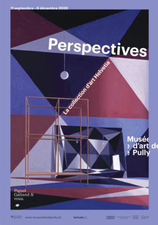 PERSPECTIVES. LA COLLECTION D'ART HELVETIA