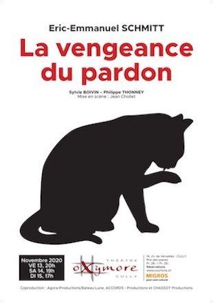 Affiche La Vengeance du pardon