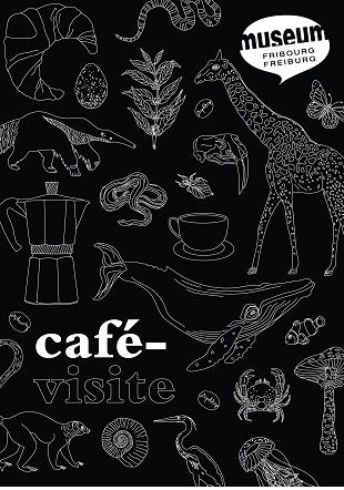 Café-visite flyer Simon Ruffieux