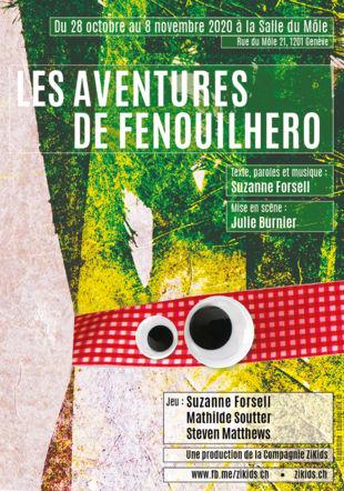 LES AVENTURES DE FENOUILHERO STUDIOGRAFIK.CH