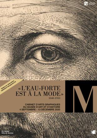 """""""L'eau-forte est à la mode""""  1840-1910 DR"""