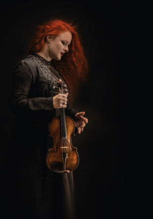 Rachel Kolly, violon